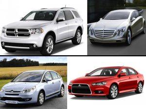 معايير اختيار السيارة