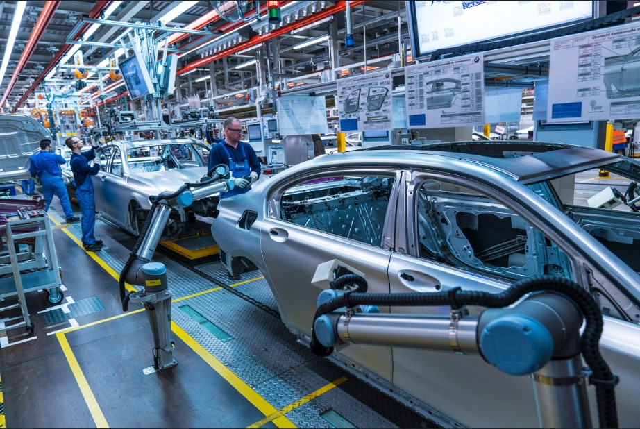 Research on Modern Automobile Manufacturing